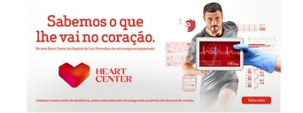 Abertura do Heart Center do Hospital Cruz Vermelha