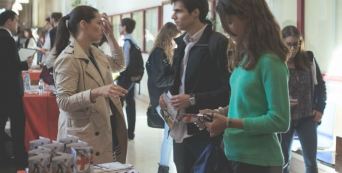 Cruz Vermelha na 1ª Edição da International Career Fair da Nova SBE